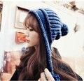 Сфера вязаная шапка женская вязаная шапка осень и зима ухо протектор крышка