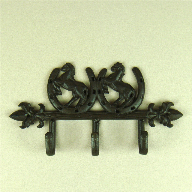 Stunning Decorative Metal Wall Hooks Pictures Inspiration - Wall Art ...