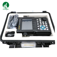 MFD800C Digital Portable Ultrasonic Flaw Detector with Semiautomatic two point calibration
