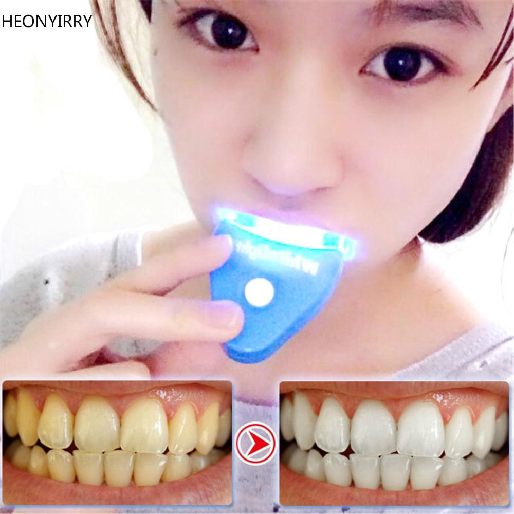 Original Teeth Whitening Dental Tools White Light Dental Tools Gel Bleaching Dental Clareamento Dental Bright White Light Tooth