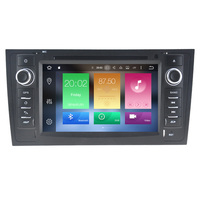 Eight Core Android 6 0 2G RAM 32G ROM 1024 600 Car DVD Player For Audi