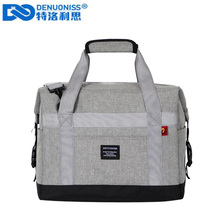 DENUONISS 30L Large Capacity Beer Cooler Bag Waterproof Oxford Picnic Insulated Bag Thermal Borsa Refrigerator Bag
