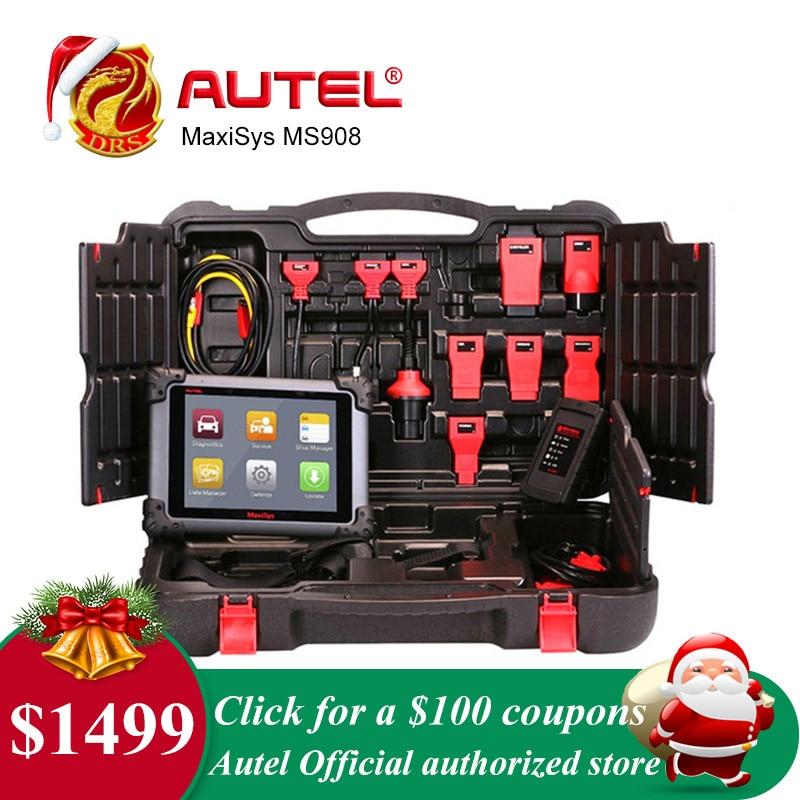 Autel Maxisys MS908 Automotive Diagnosti