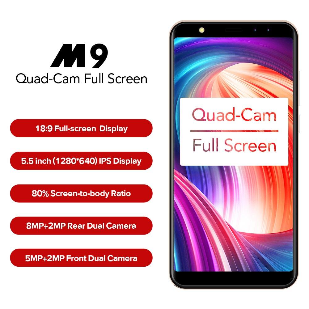 LEAGOO M9 Smartphone 5,5
