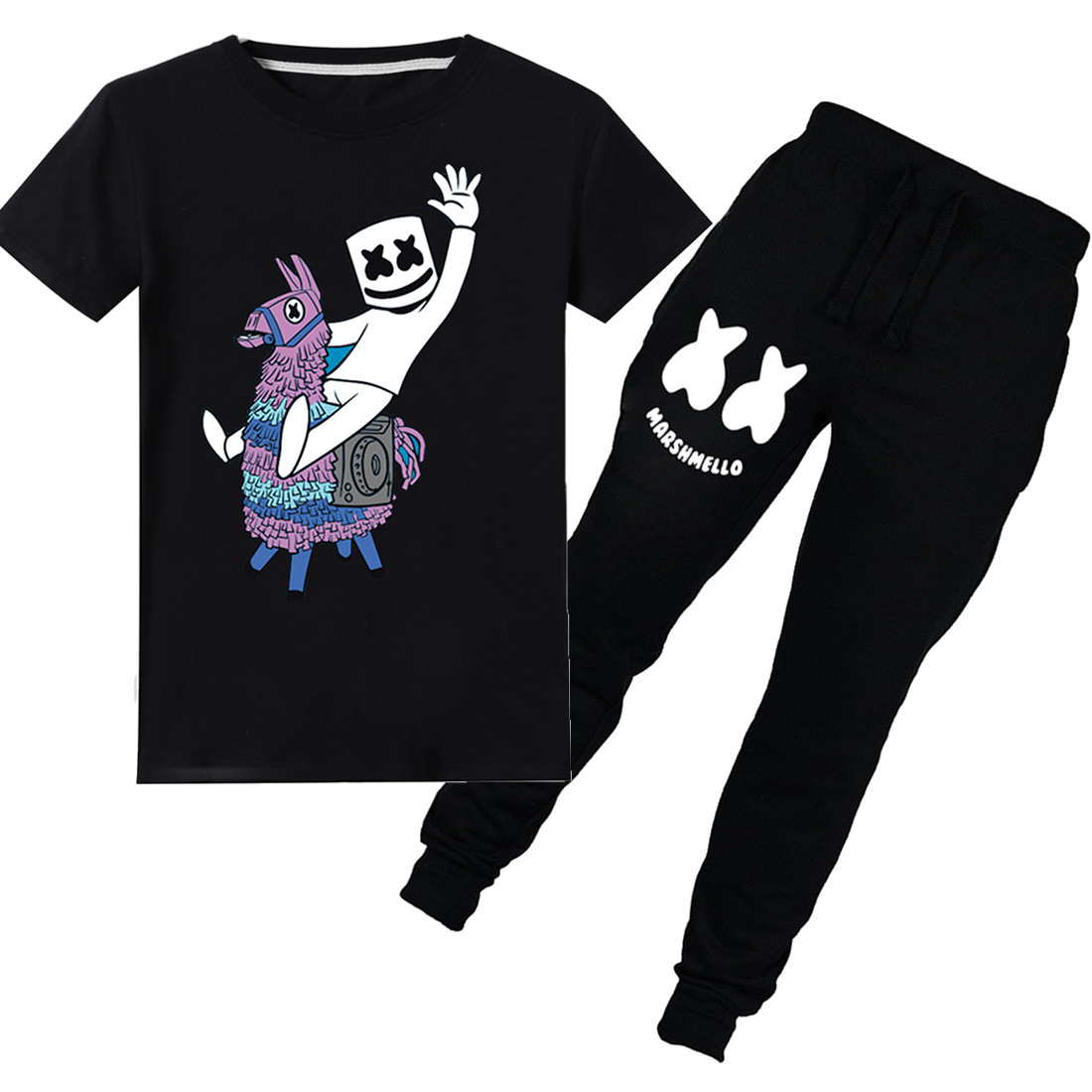 227df95dab New DJ Music Marshmello ajax 2018 2019 kids clothing Fashion Clothes ...