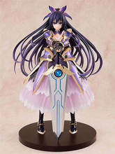 Date A Live Fantasia Action Figure 30th Anniversary Project Tohka Yatogami Astral Dress Ver. PVC Anime Figure Model Toy Doll a banchieri fantasia x