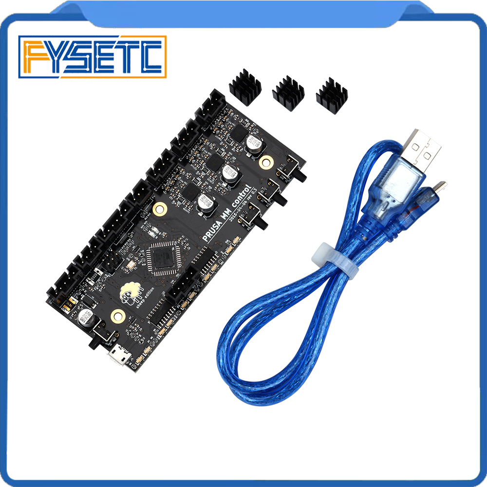 Cloned Prusa i3 MK3 Multi Material 2 0 upgrade MM control board With TMC2130 Chip Prusa