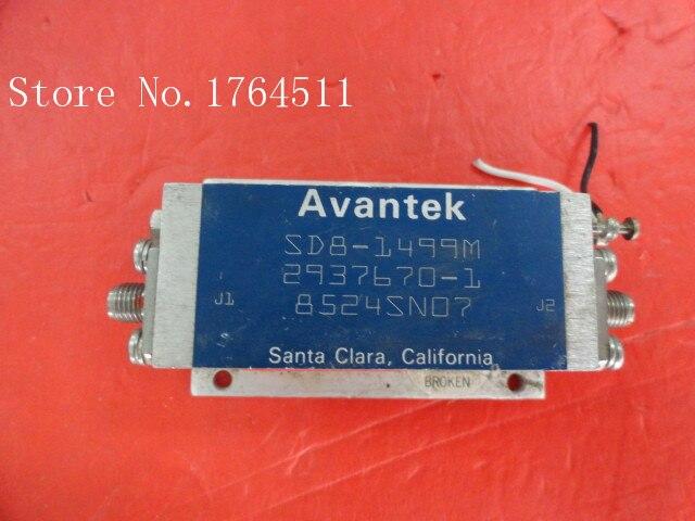 [BELLA] AVANTEK SD8-1499M 28V SMA Supply Amplifier