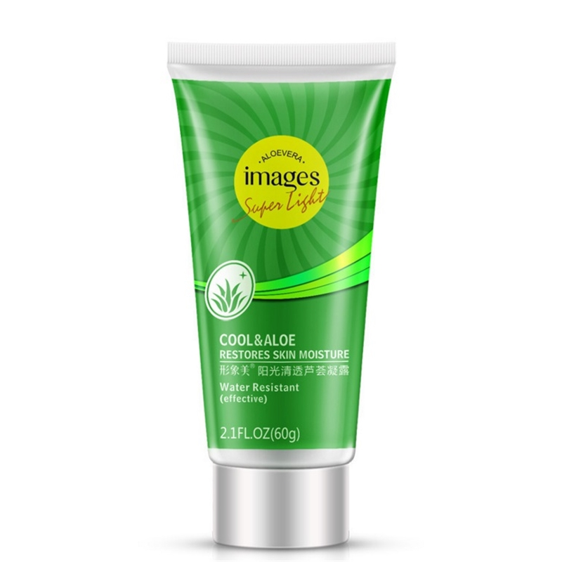 Hyaluronzuur Aloë-gel Crème Hydraterende Verwijderen Acne Verzacht - Make-up