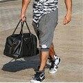 2016 Nova Marca chegada roupas SER ostentando calções homens shorts homme roupas de fitness musculação gymshark homens bermudas