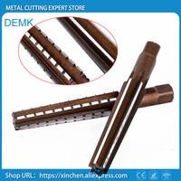 Morse 3 Alloy Tool Stee Hand Reamer Mohs Reamer MT3 International Standards Finishing Roughing Mechanical Lathe
