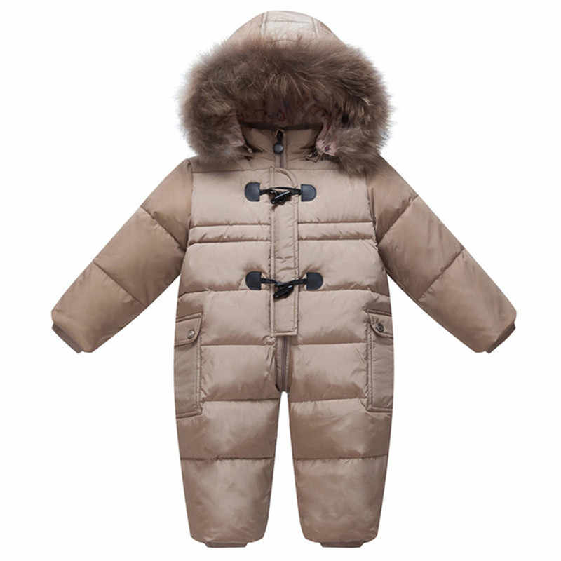 4efd371ba Detail Feedback Questions about Winter Baby Outerwear Coat Girls ...