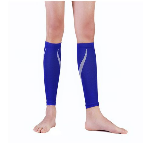 Compression Sport Running Socks Crural Sheath Pressure Socks Leggings Leg Protection Outdoor Basketball Football