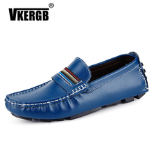 2019 Summer Peas Shoes Men Banquet Mens Dress New Arrival Moccasins mens Lazy Casual Leather Driving Chaussure Homme