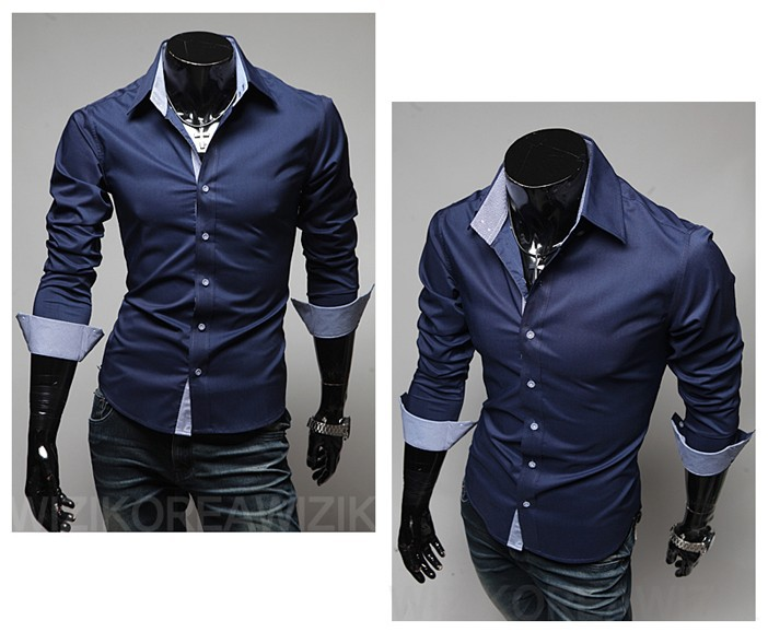 Solid Shirts For Men
