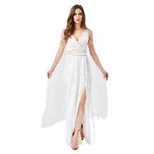 Nordic ancient Greek mythology characters Halloween adult cos goddess dresses Stage drama performance performances