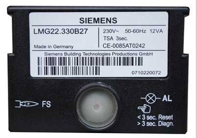 ФОТО LMG22.330B27 230V 12VA Control Box For Gas Burner Controller New Original 1 Year Warranty