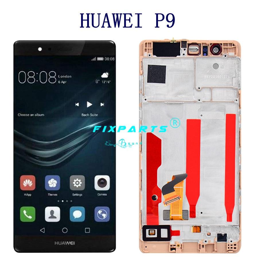 P9 LCD p9 Plus Display
