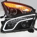 Para CHEVROLET Trax LED Strip Head Lamp 2013-2014 Ano LF