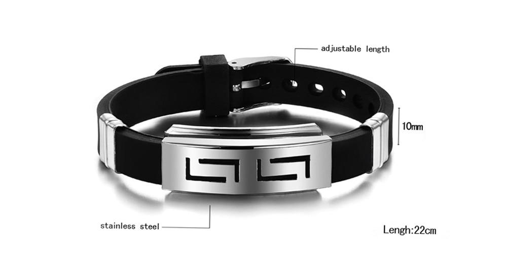 1-men bracelet