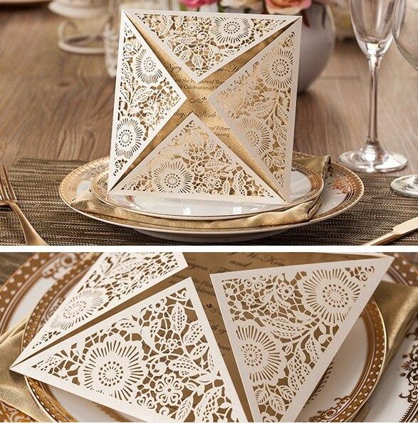 Hochzeitskarten Einladung Hochzeit Bevorzugt Geschenke 3d