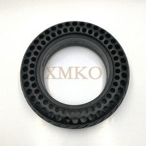 Image 3 - Обновленные шины для скутера NINEBOT MiniPRO с твердыми отверстиями, двойной амортизатор, непневматические мини шины Xiaomi, демпфирующие резиновые шины