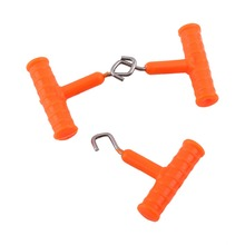 3pcs Carp Fishing Knot Pull Tool Tie Fishing Knot Hook Puller for Boat Sea Fishing Rig Terminal Tackle Equipment