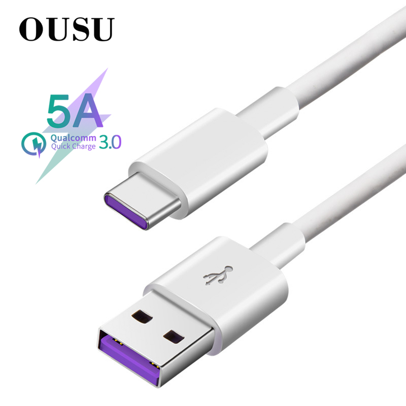 USB Tipo C cable OUSU
