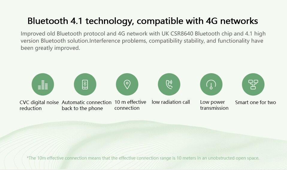 Xiaomi Sports Earphone Bluetooth 4.1 Youth Edition Version Headphones Wireless Bluetooth Headset running AI Control Mi Headsets (12)