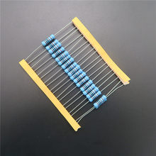 20pcs 2W Metal Film Resistor 0.1 ohm 0.1R +/- 1% RoHS Lead Free In Stock DIY KIT PARTS resistor pack resistance(China)