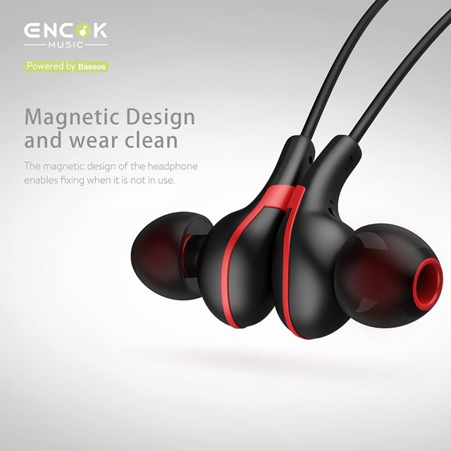 Bluetooth Earphone In-Ear with microphone for iPhone 7 8 Xiaomi mobile phone Wireless Sports Earphones Bass sound Headset