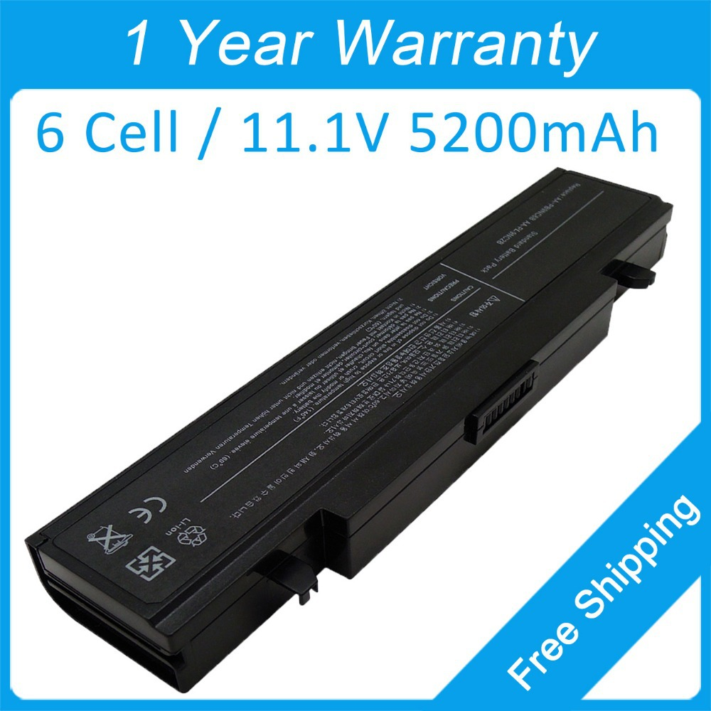 New laptop <font><b>battery</b></font> AA-PB9NC6W for <font><b>samsung</b></font> RC410 RC420 <font><b>RC510</b></font> RC520 RF410 RF510 RF511 RF710 RF711 RV408 RV509 R518H R520H R522H image