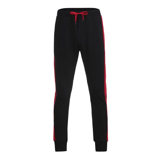 Jeans Mens Autumn Winter Joggers Patchwork Casual Drawstring Sweatpants Trouser Pants Vaqueros Hombre Plus Size Men Jeans Homme