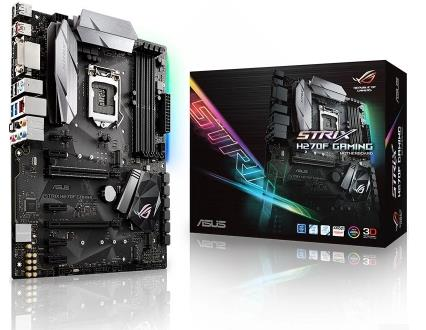 ROG STRIX H270F GAMING Raptor Series H270 Overclocking Game Board