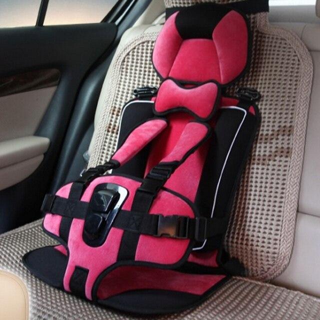 Практические Легко Чистить и Установить Износостойких Портативный Детское Сиденье Безопасности Ребенка Автокресло для Детей в Автомобиле, Детские Стулья В Автомобиле