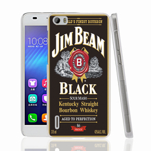14705 jim beam 2 Cover phone Case for sony xperia z2 z3 z4 z5 mini plus aqua M4 M5 E4 E5 C4 C5