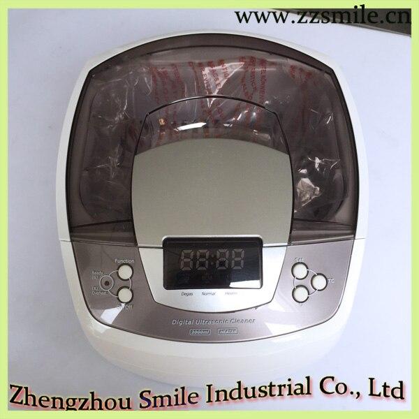 Professionele Model Ultrasone Cleaner CD 4810 voor Dental Whitening Gebruik