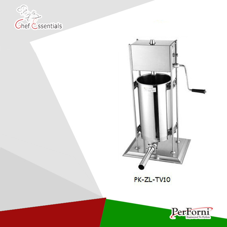 CEGT series manual 3L sausage filler economic s steel manual s series sausage filler for hotel butcher home use and hunters