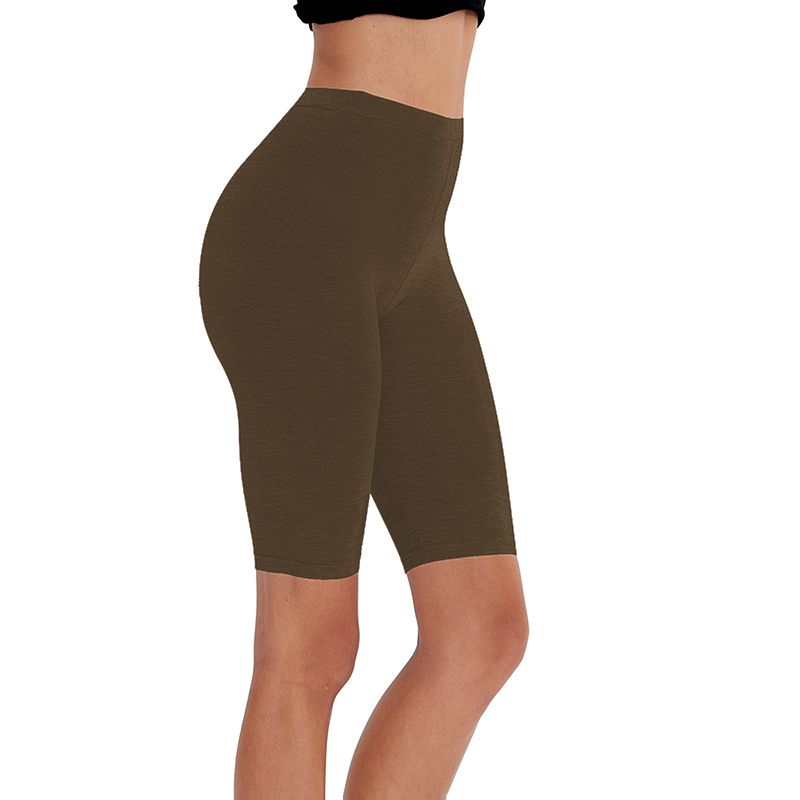 HTB1HAAcXQWE3KVjSZSyq6xocXXaR - 95% cotton 5% spandex women slimming running shorts skinny very soft highly stretchy girl short M30292