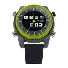 New 2016 Bluetooth Smart Watch 100M Waterproof SOS Electronic Wearable Devices Sport Watches BT 4.0 Android IOS For Smartphone