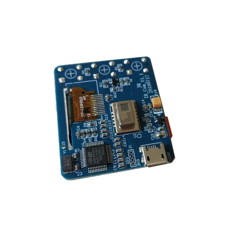 Image 2 - AMG8833 IR 8x8 Resolution Infrared Thermal Imager Array Temperature Sensor Module Development-in Replacement Parts & Accessories from Consumer Electronics