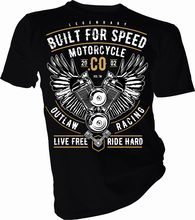 Popular Motorcycle Club Tee Shirts-Buy Cheap Motorcycle Club