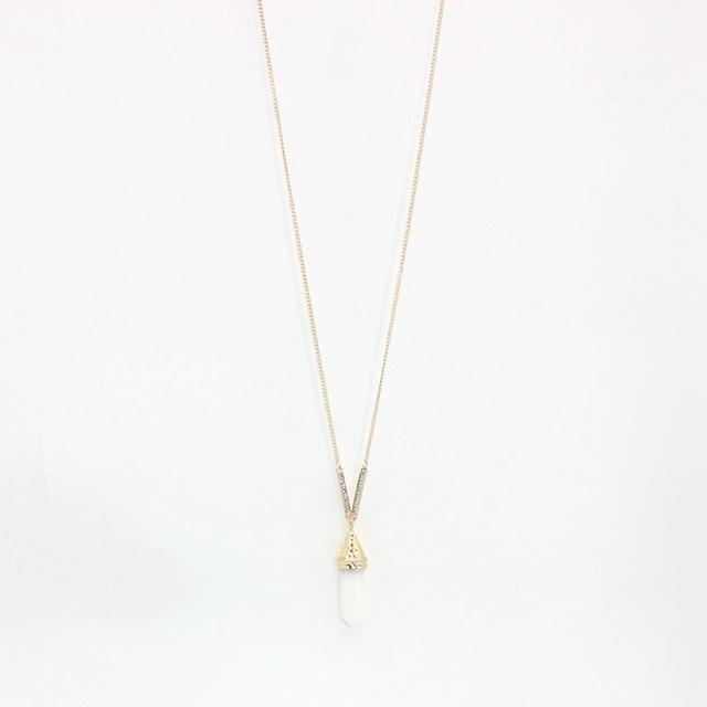 Chicvie винтажное золотое ожерелье на свитер для женщин длинные