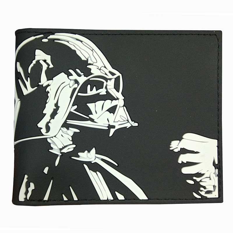 New Star Wars Wallet Fashion Animation Design Men Short Purse PVC PU Leather Folded Wallets Gifts for Teenager Various Designs цены