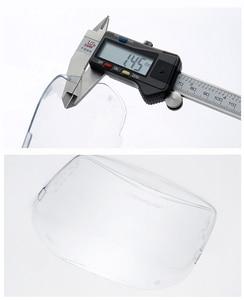 Image 4 - 10 ADET 3M 526000 Standart Dış koruma plakaları/cam Speedglas 9100 V/9100X Serisi Kaynak Kaskları