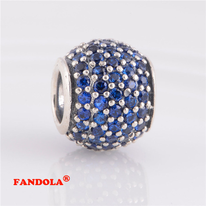 charmes pandora bleu