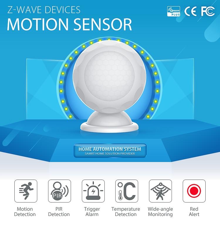 Sensor PIR+LUX+TEMP.  NEO COOLCAM