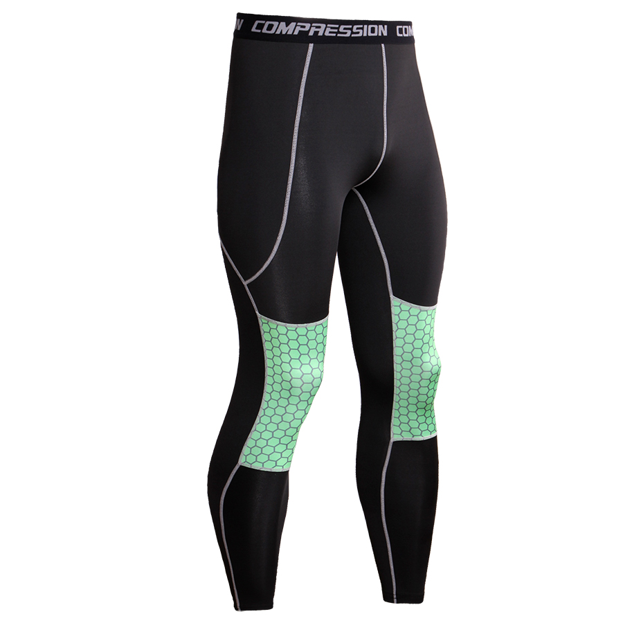 Hot Sale Crossfit Mens Compression Pants Quick Dry Super Elasticity Joggers Bodybuilding Fitness Leggings MMA Trousers 3D pants