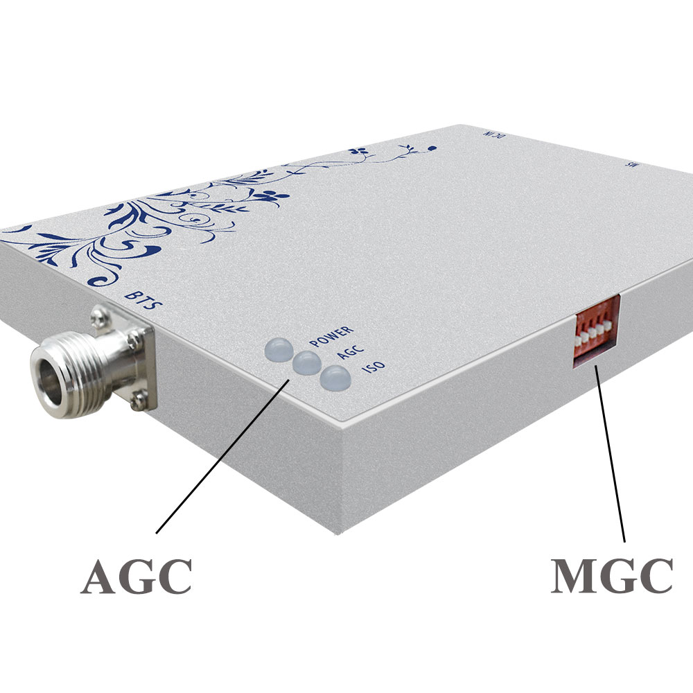 Image 4 - EGSM 900MHz Signal Booster 25dBm Power 75db Gain AGC MGC B8 EGSM Mobile Repeater 1000 Square Meters (1000 sq ft.) Coverage Area@-in Signal Boosters from Cellphones & Telecommunications