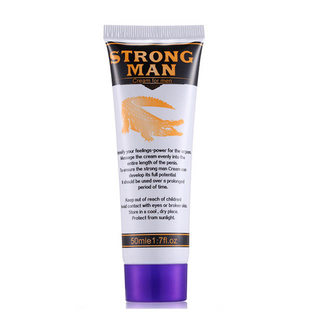US $7 34 20% OFF 3pcs Strong Man XXL Big Dick Penis Enlargement Cream Male  Penis Extender Erection Enhancer Increase Penis Growth Ointment Sex-in